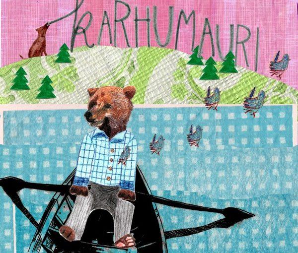 Karhumauri cover art